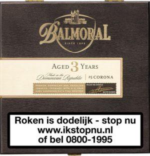Balmoral Aged Corona 25 Cigaronline.nl