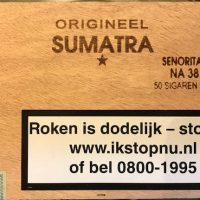 Origineel Sumatra Senoritas Cigaronline.nl