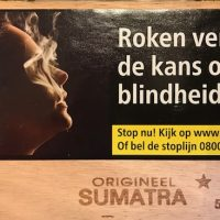 Origineel Sumatra S19 50 sticks 5908 Cigaronlie.nl