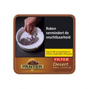 Panter Filter Desert Cigaronline.nl