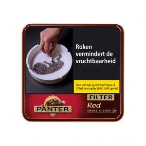 Panter Filter Red Cigaronline.nl