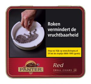 Panter Red Cigaronline.nl
