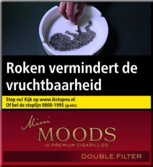 Ritmeester Mini Moods Double Filter Cigaronline.nl