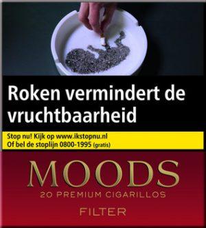 Ritmeester Moods Filter Cigaronline.nl