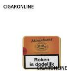 sigaar lapaz wilde miniaturas 20