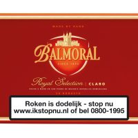 Balmoral Royal Selection Robusto Cigaronline.nl