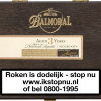 Balmoral Aged Coronita 25 Cigaronline.nl