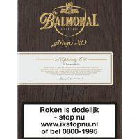 Balmoral Anejo XO Torpedo MK52 Cigaronline.nl