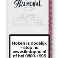 Balmoral Sumatra Vintage Corona 5 Cigaronline.nl