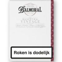 Balmoral Sumatra Vintage Coronita 5 Cigaronline.nl