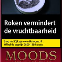Ritmeester Moods Silver Filter Cigaronline.nl
